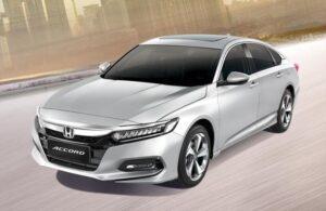 10th generation Honda Accord sedan feature image