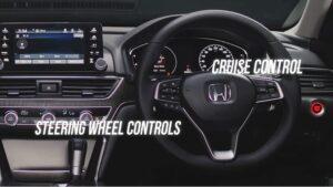 10th generation Honda Accord sedan quality interior features