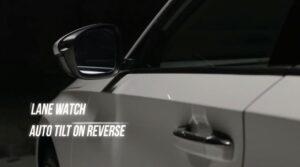 10th generation Honda Accord sedan side mirror with Blind spot detection