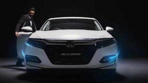 10th generation Honda Accord sedan title image