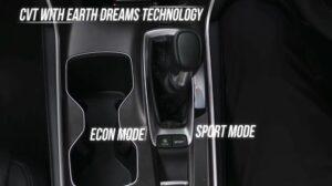 10th generation Honda Accord sedan transmission