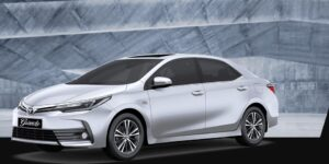 11th generation Toyota corolla Altis Grande beautiful
