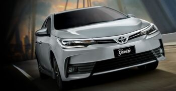11th generation Toyota corolla Altis Grande feature image