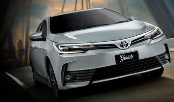11th generation Toyota corolla Altis Grande feature image