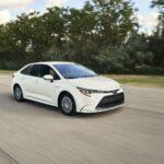 Info Toyota Corolla Hybrid 2021 Pakistan