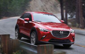 1st Generation Mazda CX3 SUV feature image