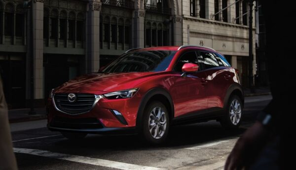 1st Generation Mazda CX3 title image