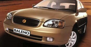 1st Generation Suzuki Baleno feature image