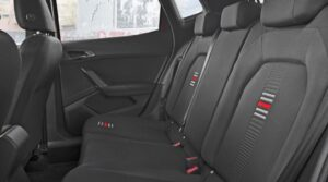 1st generation seat arona crossover Rear seats view