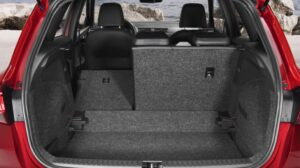 1st generation seat arona crossover luggage area view