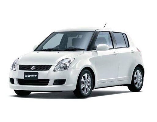 1st generation suzuki swift hatchback title image