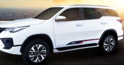 Info Toyota Fortuner TRD 2021 Pakistan