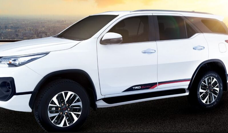 2nd Generation Toyota fortuner sportivo suv feature image