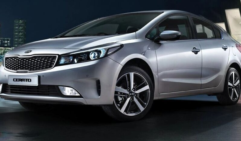 4th Generation Kia Cerato sedan feature image