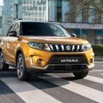 Info Suzuki Vitara 2016-2021 Pakistan