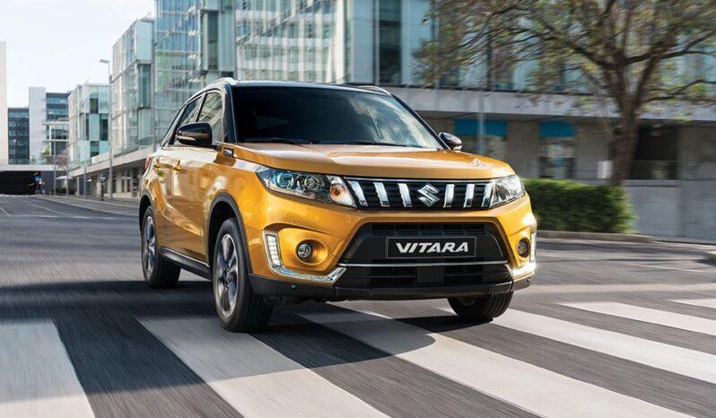 4th Generation Suzuki Vitara SUV feature image