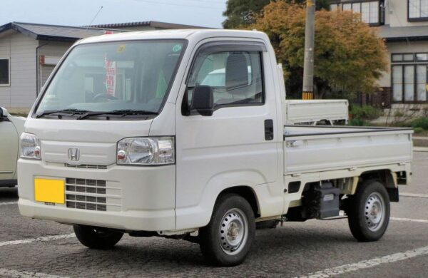 4th generation Honda acty pickup truck