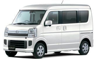 4th generation mazda scrum mini van feature image