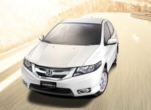 5th Generation Honda City Sedan beautiful view
