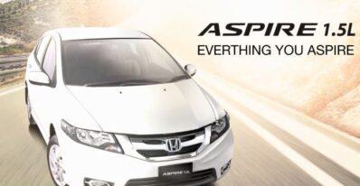 5th Generation Honda City Sedan feature image