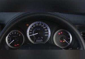 5th Generation Honda City Sedan instrument cluster