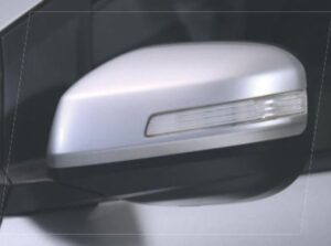 5th Generation Honda City Sedan side mirrors