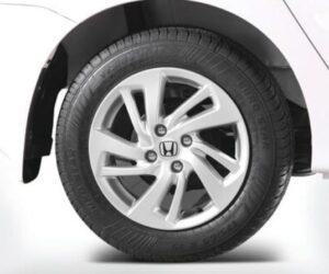 5th Generation Honda City Sedan wheel view