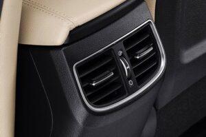 6th Generation Hyundai Elantra Rear air vents
