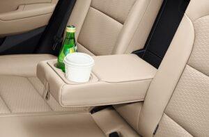 6th Generation Hyundai Elantra Rear center arm rest