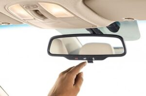 6th Generation Hyundai Elantra Rear view mirror