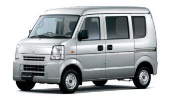 8th Generation Mitsubishi mini cab feature image