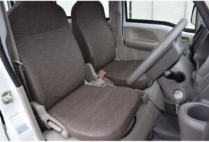 8th Generation Mitsubishi mini cab front seats