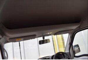 8th Generation Mitsubishi mini cab storage space
