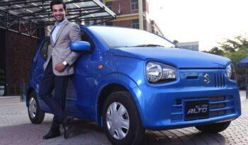 8th Generation Suzuki Alto Hatchback feature image