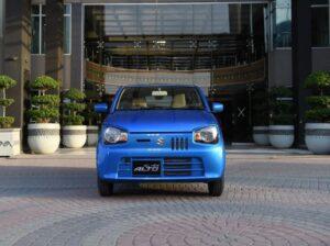 8th Generation Suzuki Alto Hatchback front view