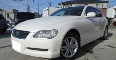 1st generation toyota mark x feature image