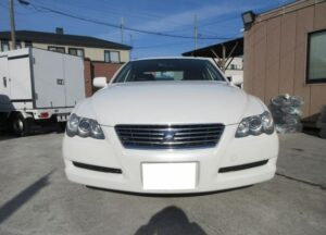 1st generation toyota mark x front view