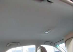 1st generation toyota mark x inner roof view