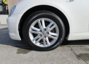 1st generation toyota mark x wheel view