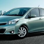 Info Toyota Vitz 2012-2019 Pakistan