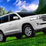 Info Toyota Land Cruiser 2007-2021 Pakistan