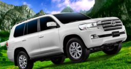 Info Toyota Land Cruiser 2007-2021 Pakistan