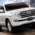 Info Toyota Land Cruiser Prado 2009-2021 Pakistan