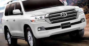 J200 Toyota Land Cruiser SUV title image