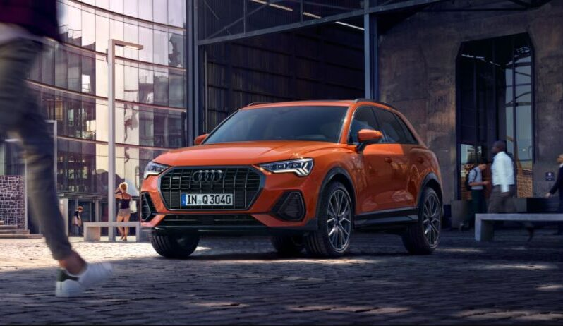 2nd generation Audi Q3 SUV feature image