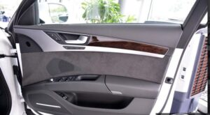 3rd generation facelift audi A8 L door inner panels