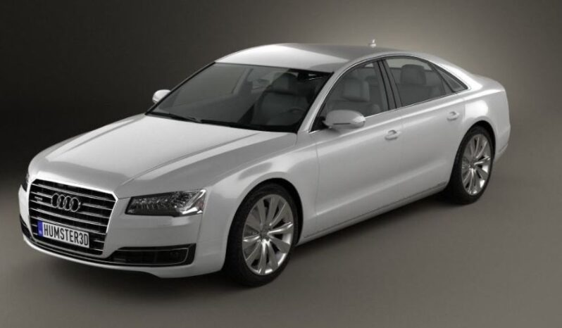 3rd generation facelift audi A8 L feature image new