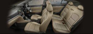 6th generation hyundai elantra sedan pakistan full interior cabin view