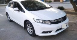 Info Honda Civic 2012-2016 Pakistan
