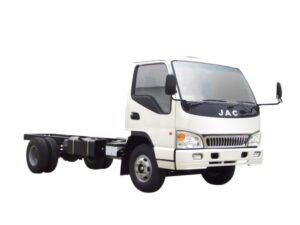 JAC HFC 1020k Medium Pickup truck deckless decent view